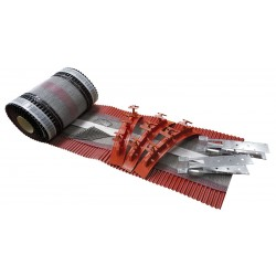 EasyTrim Ridge F Dry Fix Ridge Kit - 6m Terracotta Kit