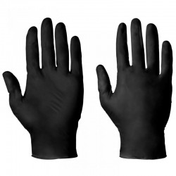 Powderfree Vynatrile Mechanic Gloves - Size: 11 - Qty: 100